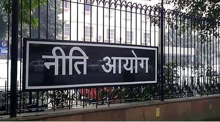 NITI Aayog, NITI, Samvesh, Samavesh' meeting, Niti Aayog Samvesh meeting, india news, indian express news