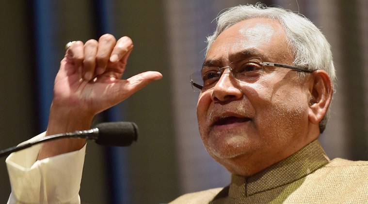Nitish Kumar, bihar chief minister, bihar CM, CM nitish, modi government, chhattisgarh naxal attack, naxal attack, naxal funding, chhattisgarh naxal funding, chhattisgarh maoist attack, maoist attack, naxal encounter, indian express news, india news