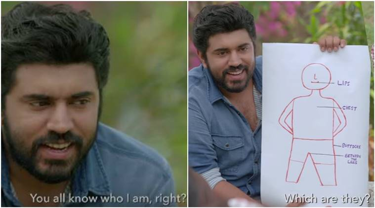 Nivin Pauly, No go tell movie, nivin pauly no go tell, no go tell nivin pauly, nivin pauly short film stills