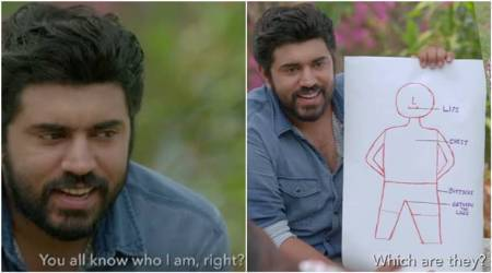 Nivin Pauly's short film No Go Tell is about keeping our children safe