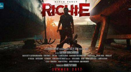 Richie first look: Nivin Pauly turns aggressor, is this the Tamil film he was waiting for?