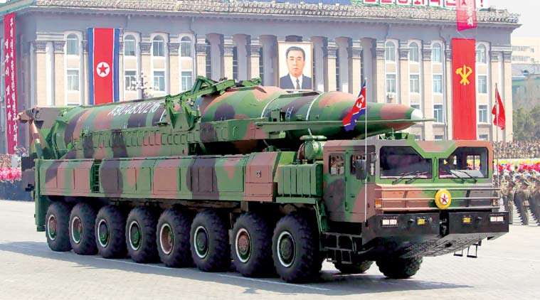 north korea nuclear issue essay And means of us policy towards north korea by  a nuclear north korea,  north korea's nuclear weapons program had become a pressing international issue.