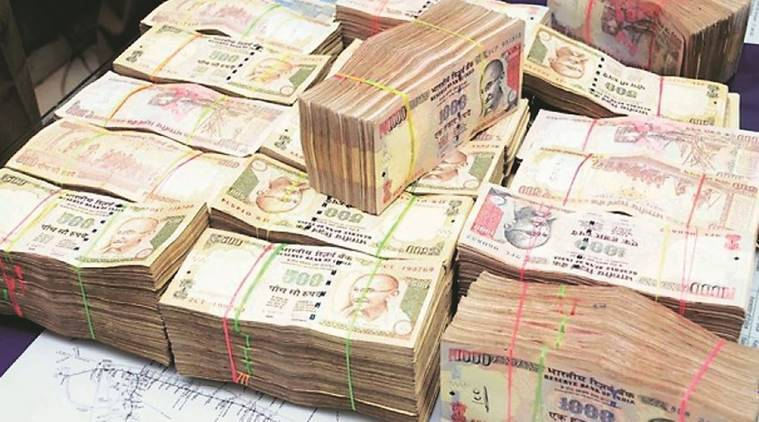 demonetised notes, demonetisation, rbi demonetised notes, scrapped notes, RBI, india news, indian express news