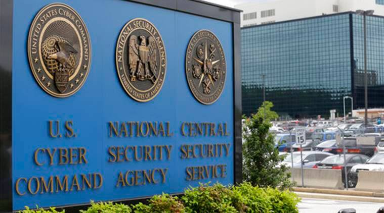 NSA army data army data online USA army data online unprotected army communications system US army data online top secret US indian express news