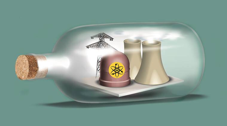 Nuclear Safety, NSRA Bill, Nuclear Safety Regulatory Authority Bill, Atomic Energy Regulatory Board, Atomic Energy, IAEA, indian express news, business news
