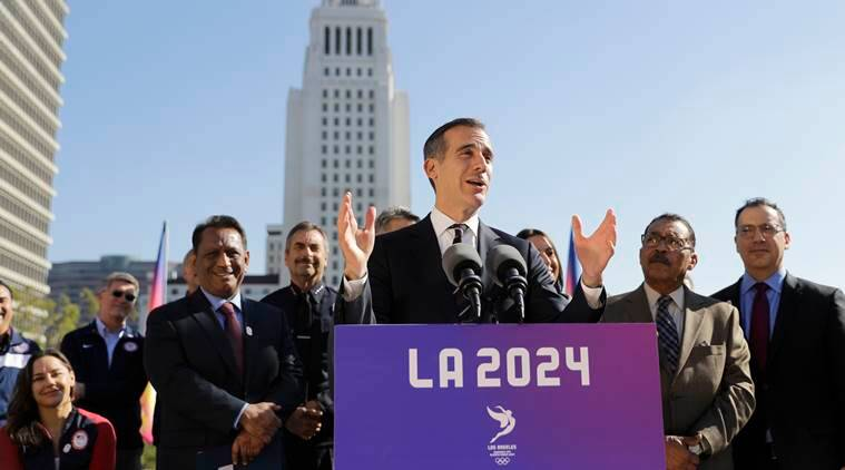 olympics, olympics 2024, 2024 olympics, los angeles olympics, paris olympics, olympic games, olympics news, sports news, sports, indian express