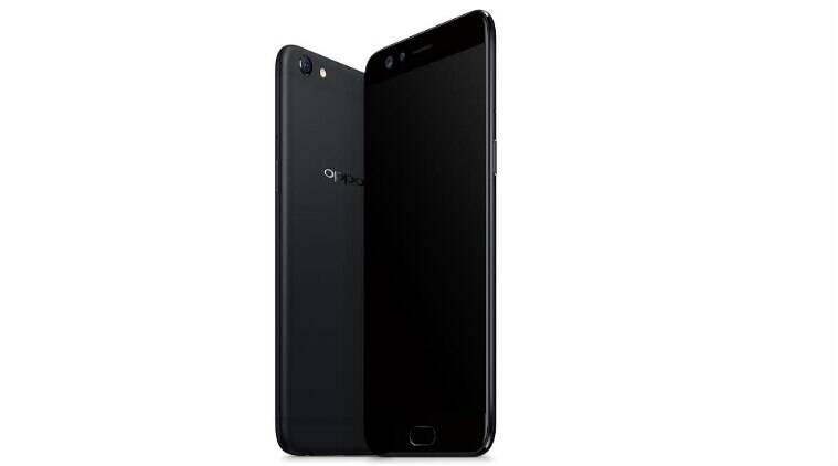 Oppo F3 Plus Black colour variant now available in India