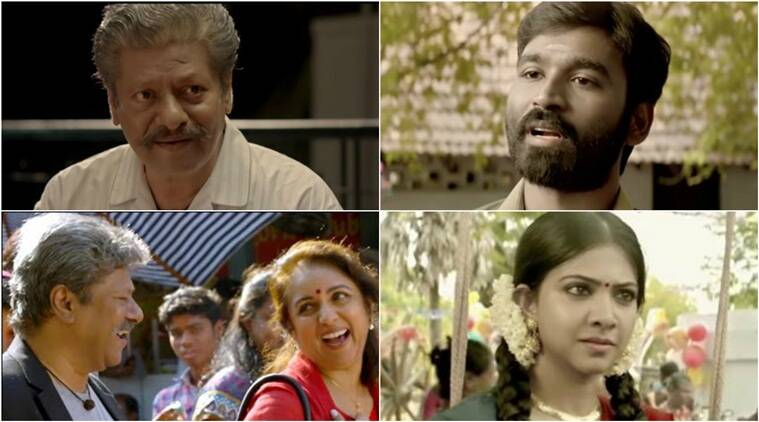 Image result for Pa Paandi movie review: Rajkiran is the heart of this Dhanush directorial