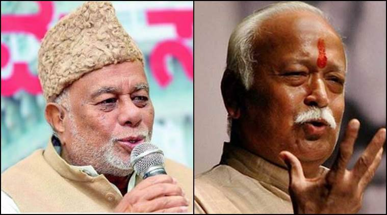 mohan bhagwat, rss chief president, mohan bhagwat for president, next president, india president, congress leader jaffer sharief, congress leader supports mohan bhagwat, india news