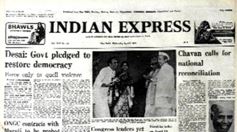 April 6, 1977, Forty Years Ago: Freedom From Fear