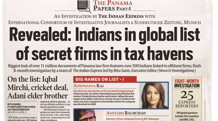 Panama Papers, Panama papers investigation, Panama Papers Pulitzer prize, Panama papers investigation Pulitzer, Pulitzer 2017, Pulitzer prize pulitzer prize 2017, ICIJ, Panama Papers, India news, indian express