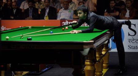 Pankaj advani, laxman Rawat, India vs Pakistan, World snooker championship, Advani Snooker, snooker news, sports news, indian express