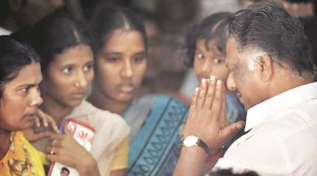 In ongoing churn in the AIADMK, echoes from the past and lessons for the future