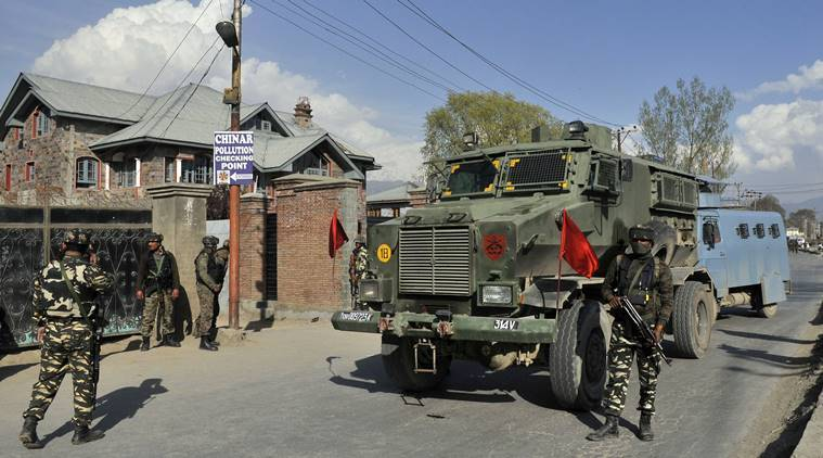 Govt to procure more mine-protected vehicles for paramilitary forces