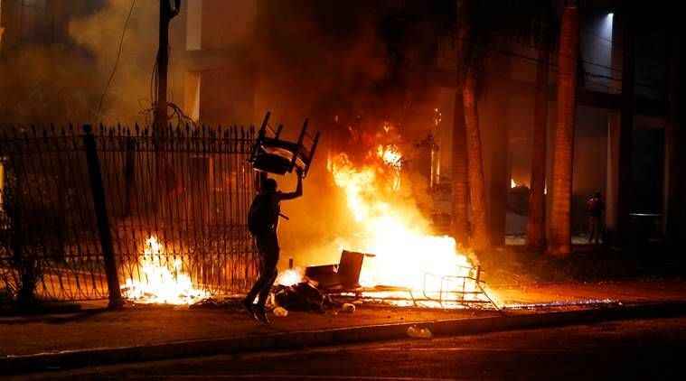 paraguay riots, paraguay, Paraguay news, Paraguay presidential elections, Paraguay elections, Paraguay violence, Paraguay clashes, world news, indian express news