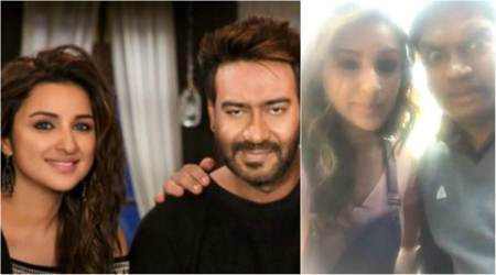 Golmaal Again: Parineeti Chopra is a prankster. Here's all she does with Ajay Devgn and Johny Lever on sets, watch videos