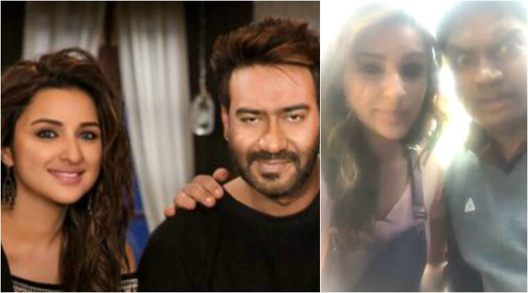 golmaal again, parineeti chopra, golmaal again starcast, parineeti chopra ajay devgn, parineeti chopra johny lever, kunal kemmu, arshad warsi, tusshar kapoor, golmaal again shoot, rohit shetty, meri pyaari bindu