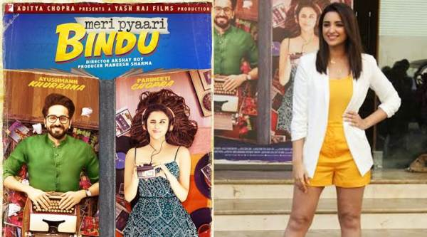 Parineeti Chopra, Parineeti Chopra meri pyaari bindu, Parineeti Chopra new film, Parineeti Chopra best work,