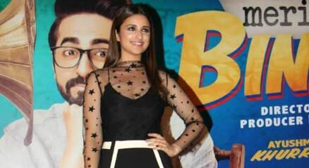 parineeti chopra, parineeti chopra news, parineeti chopra actor, parineeti chopra meri pyaari bindu, parineeti chopra pics, parineeti chopra images, parineeti chopra meri pyaari bindu news