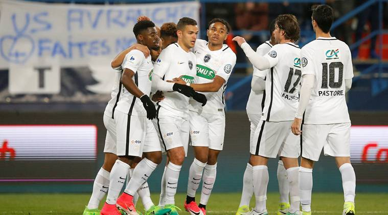 Di Maria shines in PSG's win against Angers in Ligue 1