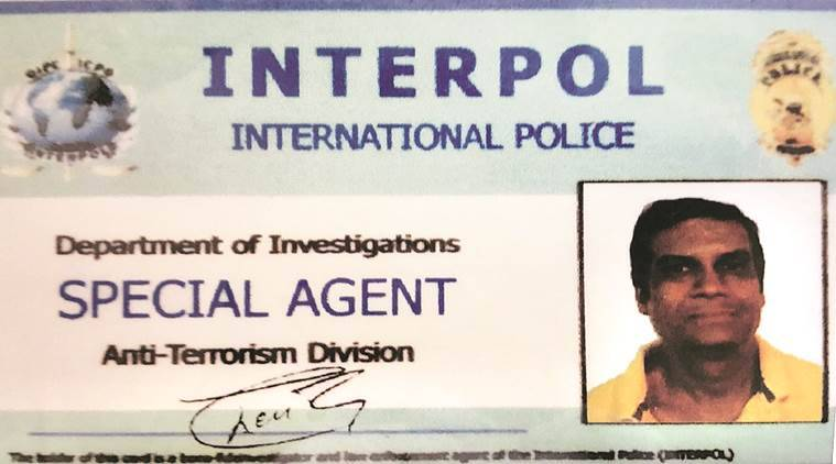 mumbai diamond merchant booked for holding fake interpol id the