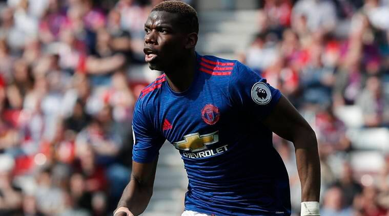 Paul Pogba, Paul Pogba Manchester United, Manchester United Paul Pogba, Paul Pogba goals, Paul Pogba matches, sports news, sports, football news, Football, Indian Express