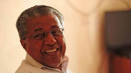 Pinarayi Vijayan flays India strengthening relations with Israel