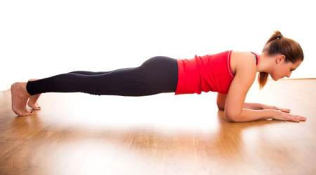 5 things that will happen to you when you plank every day