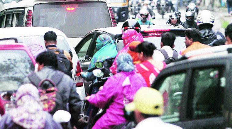 Air pollution, Pune air quality, Pune air, Pune environment, polluted air, indian express news