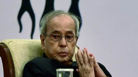 pranab mukherjee, president pranab mukherjee, pranab mukherjee india global power, india global power of happiness, pranab mukherjee in bengaluru, india news, latest news, indian express