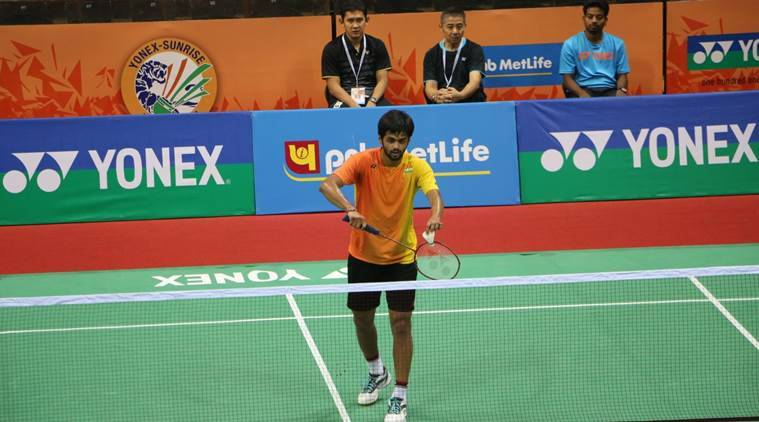 sai praneeth, praneeth, k srikanth, srikanth, kidabmi srikanth, pullela gopichand, p gopichand, gopichand, singapore open, singapore super series, badminton news, badminton, indian express