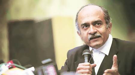 About time EC brings in VVPAT machines: Prashant Bhushan