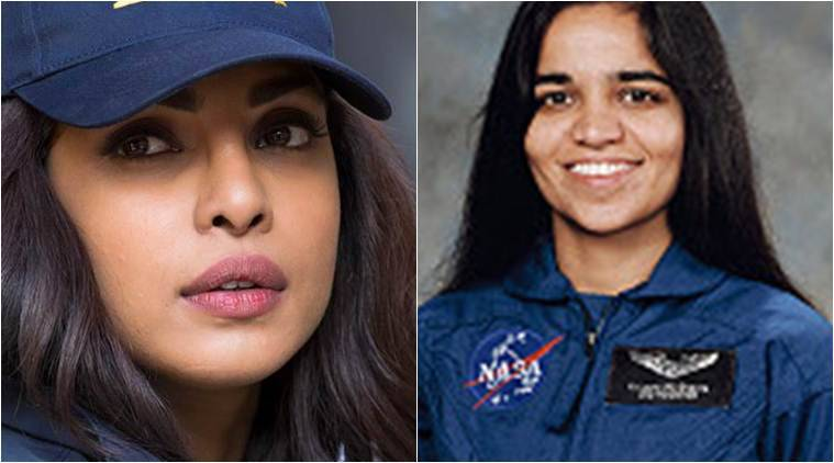After Boxing Priyanka Chopra Is All Set To Fly In space!