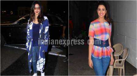 Priyanka Chopra bids adieu to India, sister Parineeti Chopra promotes Meri Pyaari Bindu and more from B-town stars