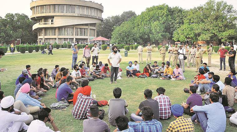 Panjab University, Student outfits meet, Joint Action Committee, Students Federation of India, Students for Society, India Students Association, Education news, Latest news, India news,