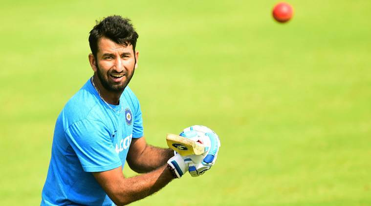 cheteshwar pujara, pujara, india vs australia, ind vs aus, india vs australia 2017, pujara stats, ipl, ipl 2017, cricket news, cricket, indian express