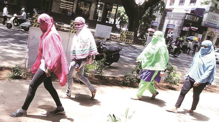 Chandrapur hottest at 46.4 degree Celsius in Maharashtra