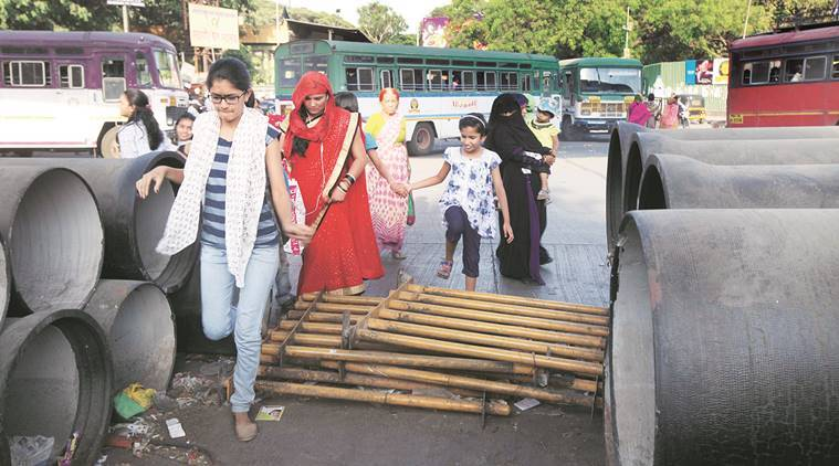 Pune pedestrians, Pedestrian right of way, Pune roads, Pune and pedestrians, Pune news, National news, Maharashtra news, India news, latest news