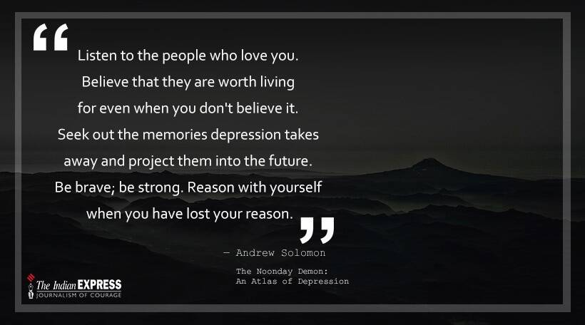 World Mental Health Day 16 Famous Quotes On Fighting Depression