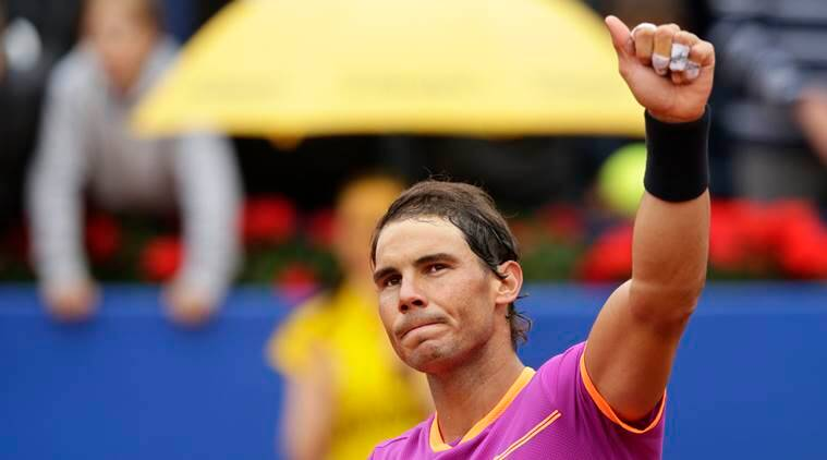 Thiem sets up potential Murray semi in Barcelona