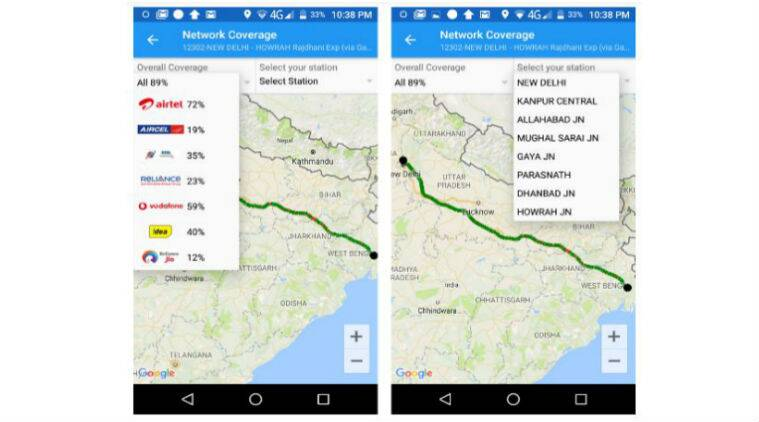 RailYatri, Airtel, Vodafone, mobile connectivity, connectivity on train, Idea, phone connectivity on train, RailYatri app, RailYatri new app, apps, smartphones, technology, technology news
