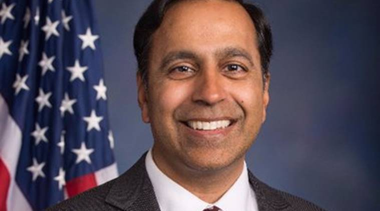 Indian-American congressman, Raja Krishnamoorthi, US Democratic party, united states