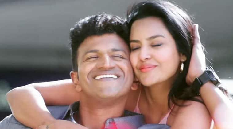 Puneeth Rajkumar new film, Puneeth Rajkumar Rajakumaara, Bengaluru multiplex, Puneeth Rajkumar pics
