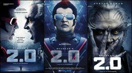 2.0: Rajinikanth, Akshay Kumar film to have a grand audio release during Diwali in Dubai