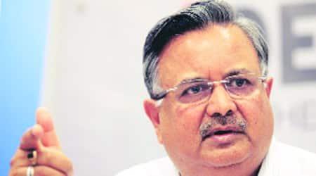 Chhattisgarh: Raman Singh govt launches smartphone scheme for women,students