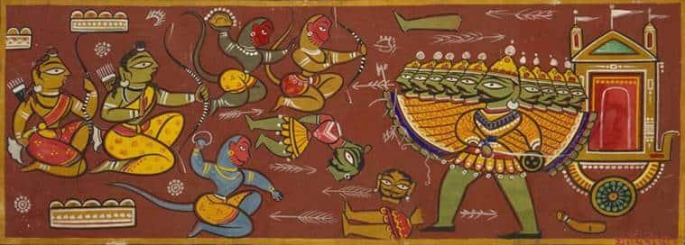 jamini roy, google doodle, google, jamini roy painter, jamini roy artist, google doodle jamini roy, who is jamini roy, famous indian artists, famous indian painters, indian express