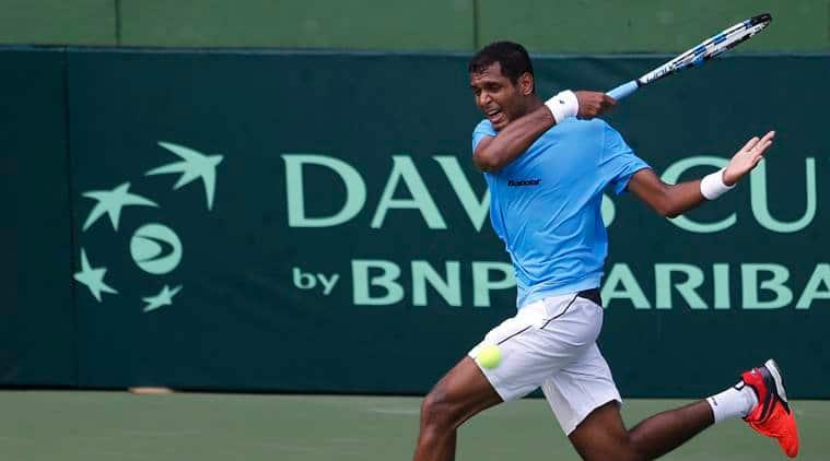 Ramkumar Ramanathan, davis cup, Sanjar Fayziev, davis cup india, india vs uzbekistan, india vs uzbekistan davis cup,  tennis news, sports news