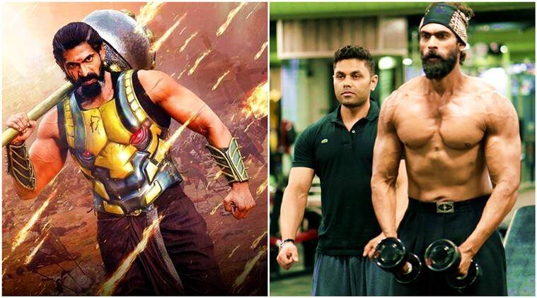 baahubali, baahubali 2 the conclusion, baahubali 2, baahubali fitness, baahubali fitness body, baahubali rana dagubatti, rana dagubatti fitness, rana dagubaati body, kunal gir fitness trainer, kunal gir rana dagubatti, tamannaah bhatia, tamannaah bhatia fitness, tamannnaah bhatia kunal gir, workout, fitness, health, diet, muscles, abs, stamina, fitness tips, fitness secrets, rana dagubatti workout secrets, lifestyle, indian express, indian express news