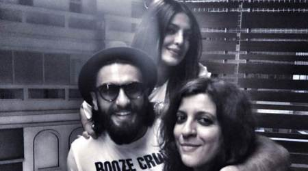 Priyanka Chopra parties with Gully Boy Ranveer Singh, praises his 'rhyme game'. See pics