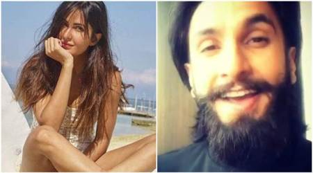 ranveer singh, katrina kaif, ranveer singh katrina, ranveer singh video, ranveer singh dubsmash, ranveer singh films, katrina kaif instagram, katrina kaif facebook, katrina kaif followers, katrina kaif social media, indian express news, entertainment news